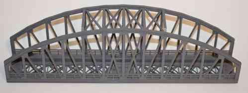 **** Märklin HO 7263 Bogenbrücke aus Kunststoff für Gleise K und M Marklin ****