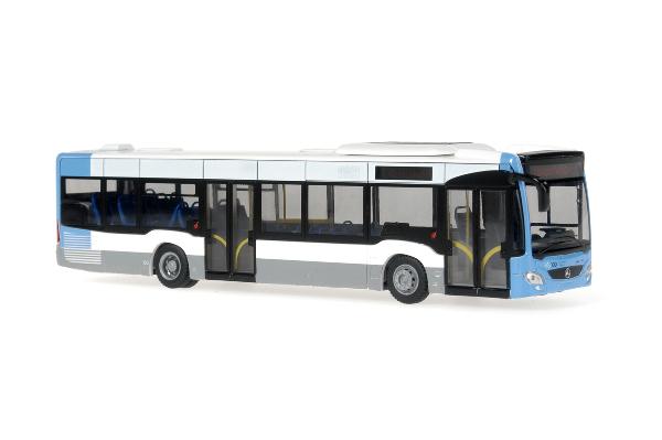 rietze 68716 mercedes benz citaro 11 swu stadtwerke ulm scale 1 87 modellbahn ulm. Black Bedroom Furniture Sets. Home Design Ideas